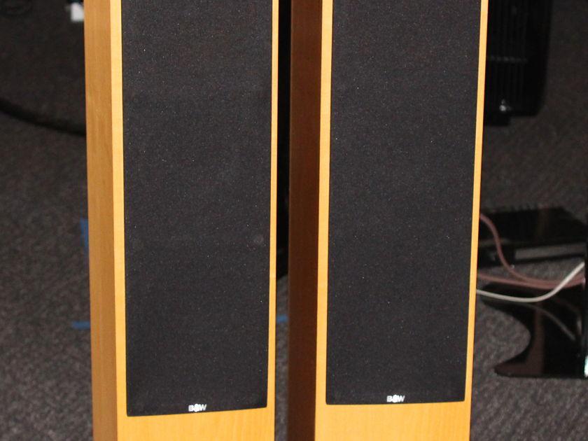 B&W  CM6 Floor standing Speakers