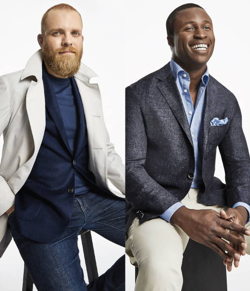 Hickey Freeman | Men's Tailored Clothing, Suits at Hickey