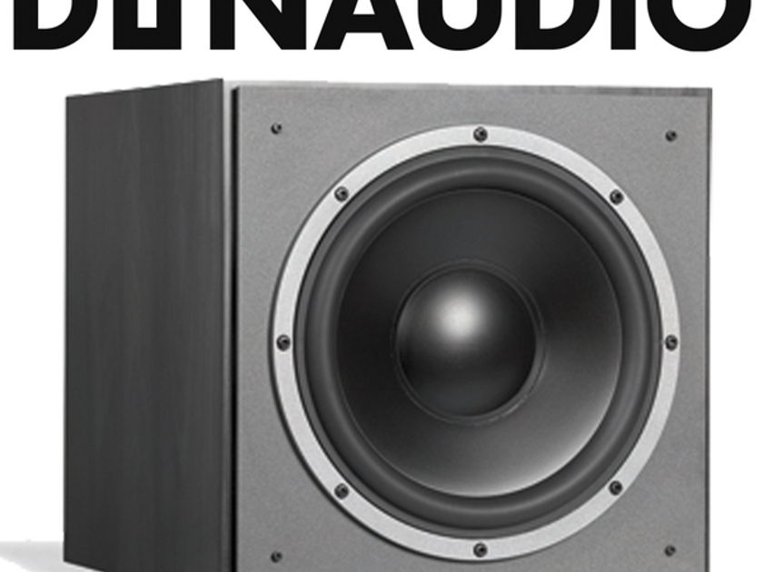 Dynaudio Sub500 Black, Excellent Cond. & a Steal!