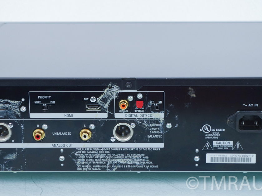 Sony SCD-XA5400ES SACD / CD Player (8421)