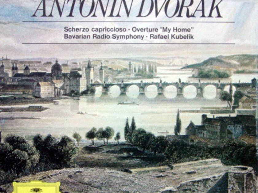 DG / Dvorak Complete Slavonic Dances, - KUBELIK/BRSO, MINT, 3LP Box Set!