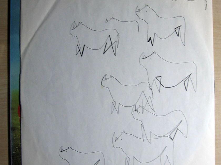 Adrian Belew - Lone Rhino - 1982 Island Records IL 9751