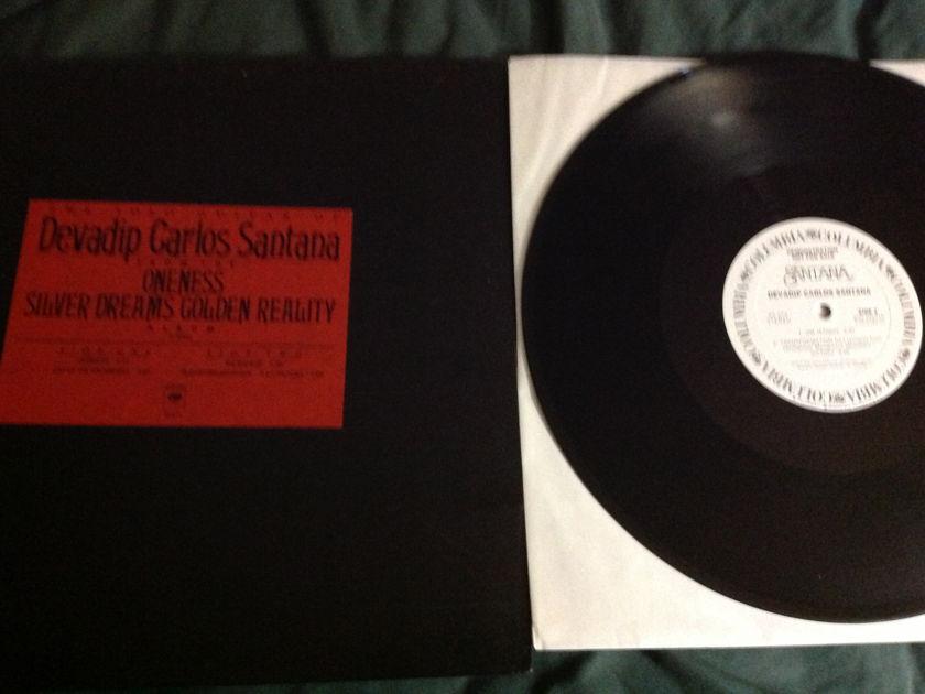 Devadip Carlos - Santana Oneness Promo 12 Inch EP NM