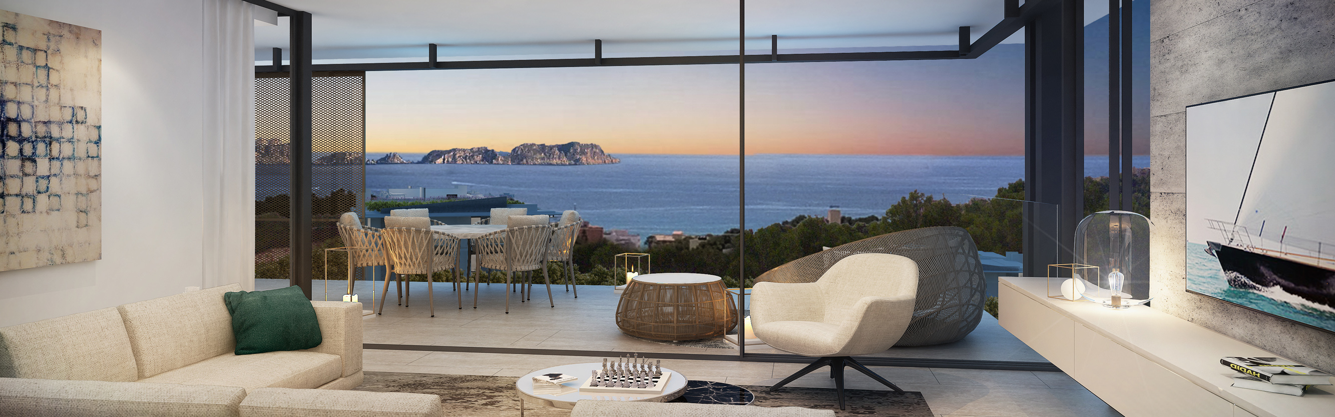 Balearen, Spanien - Sa Puntassa - Apartment Project in Mallorca's Southwest