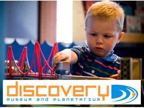 Discovery Museum Family Pass