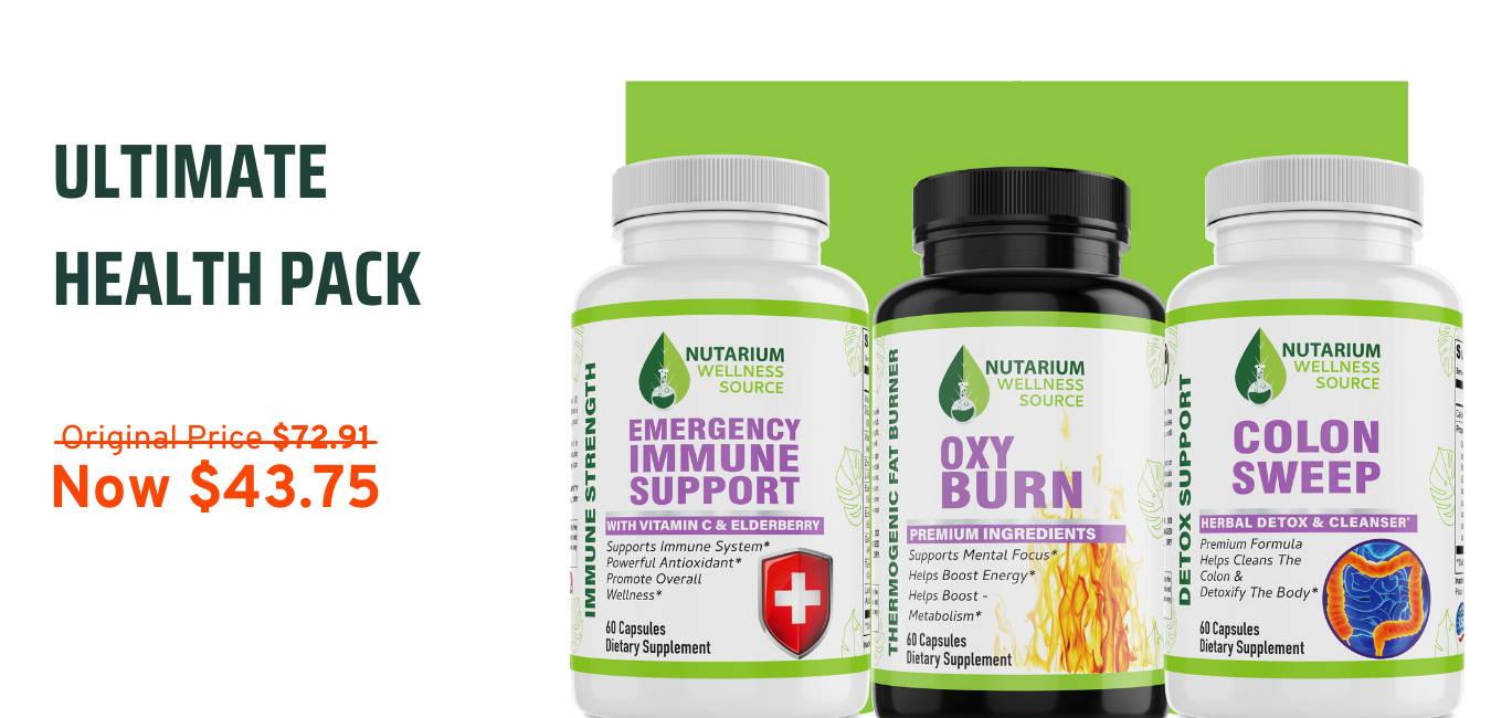 Ultimate Health Pack