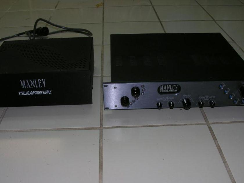 Manley Steelhead MK2 phono preamp