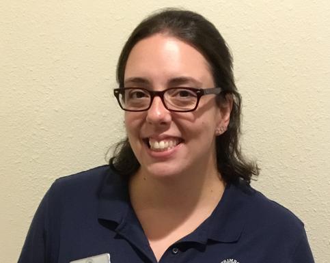 Jill Parmeland , Assistant Director