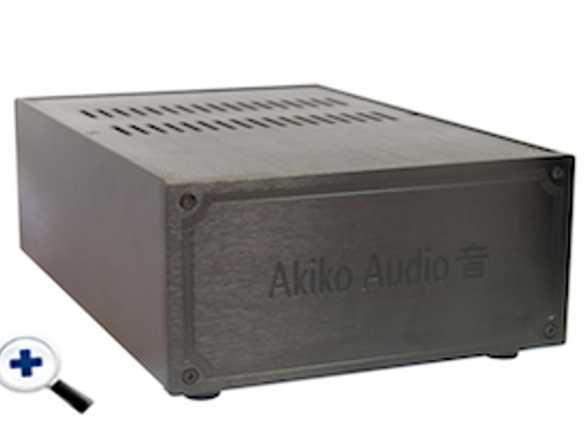 Akiko Audio Corelli spectacular reviews!