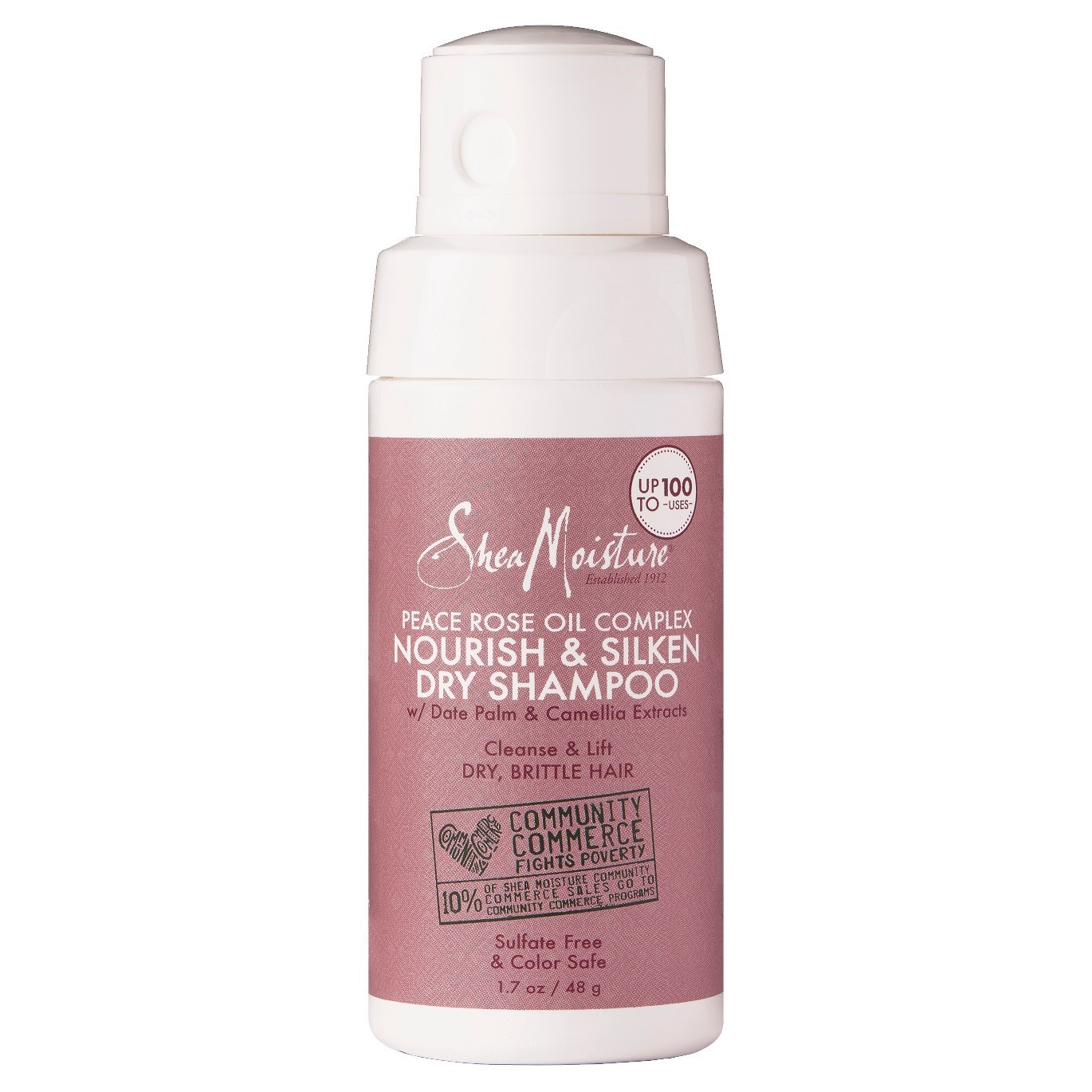 dry shampoo natural hair