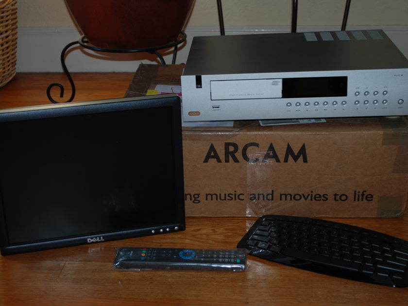 Arcam MS250 in Silver world class music server
