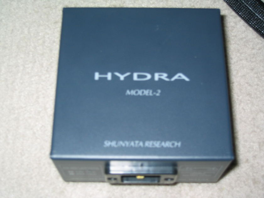 Shunyata Research Hydra 2 Power Conditioner  20 Amp inlet, Free Shipping