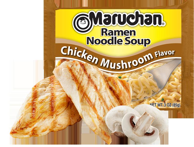Chicken Mushroom Flavor