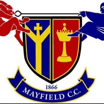 Mayfield Cricket Club Logo