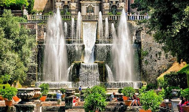Вилла д'Эсте – знаменитый прообраз Петергофа