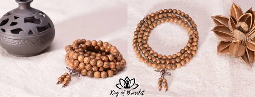 Bracelet en Mala Bois - King of Bracelet