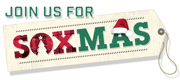 Join us for SoxMas
