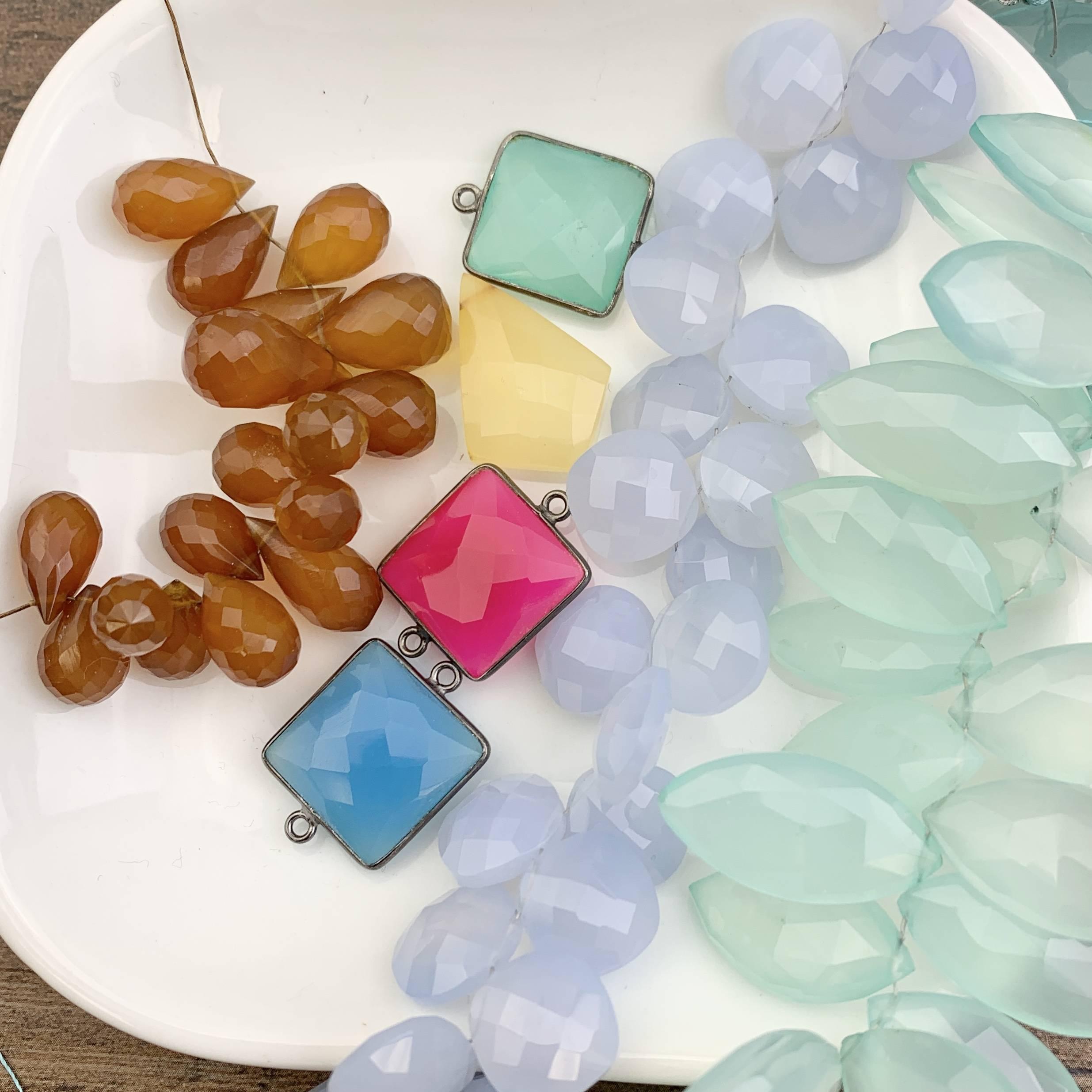 Chalcedony Stones