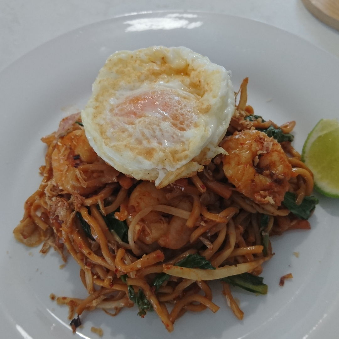 Date: 12 Oct 2019 (Sat) 28th Main: Mee Goreng Indonesia [Score: 9.0] Author: Seonkyoung Longest  Statistics [12 Oct 2019 (Sat)]: Started cooking: 6 Jul 2019 (Sat). Total number of prepared dishes since 6 Jul 2019 (Sat): 63. Percentage of dishes completed out of targeted 500 dishes (in 2 years): 12.6%. Number of days after first cooking: 99. Number of days left to complete 500 dishes (in 2 years): 631. Dish/day performance (idle would be 100%): 92.9%.