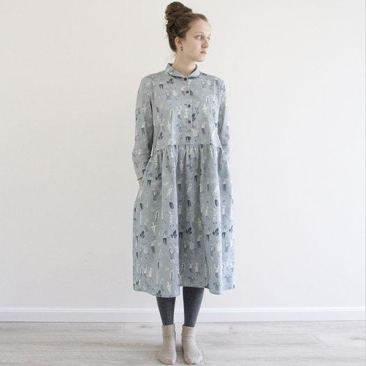Платье Рубашка Ило