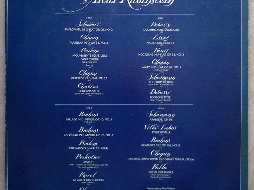 RCA / Rubinstein - The Artistry of - Artur Rubinstein / EX