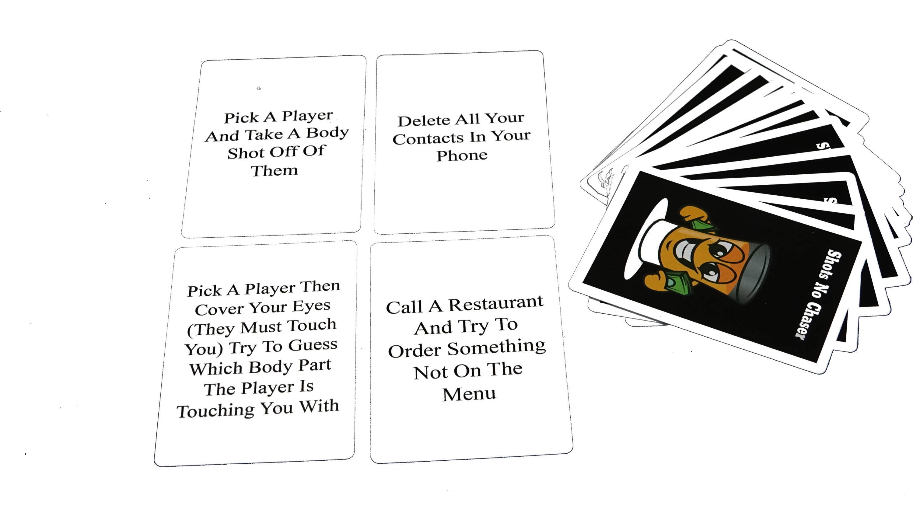 drinking game, drinking card game, do or drink game
