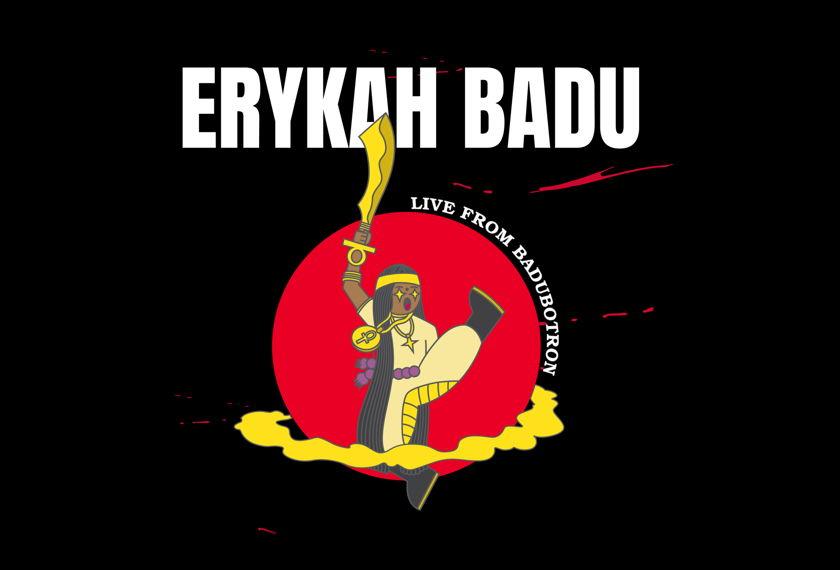 Erykah Badu artwork