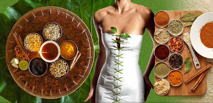 Аюрведа питание рецепт для похудения