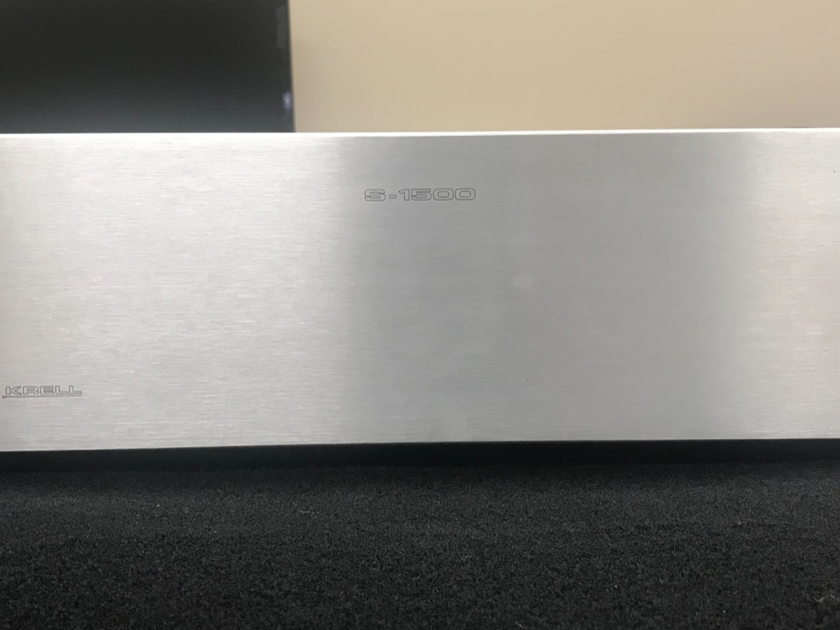 Krell S-1500 Multi Channel Amp