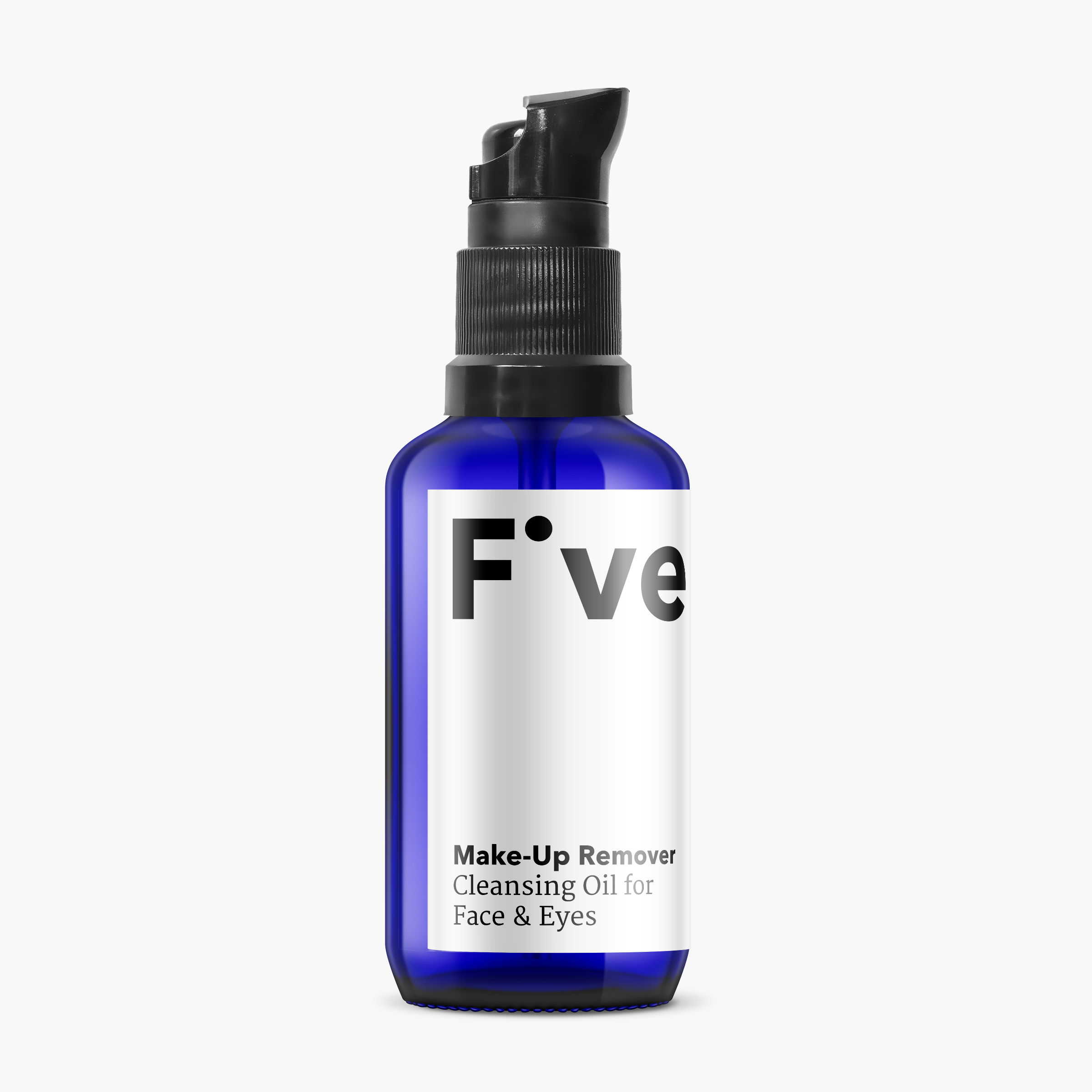 Five Make-Up Remover Cleansing Oil for Face & Eyes