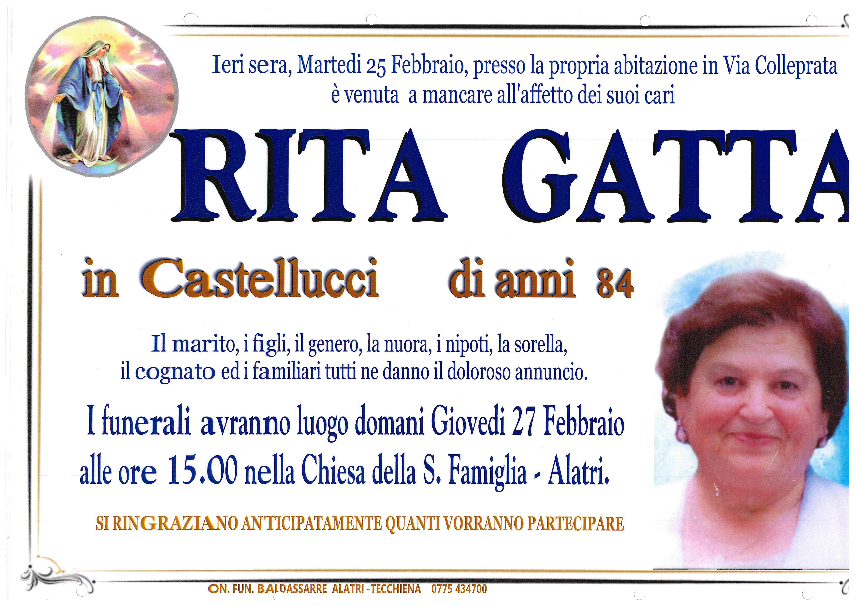Rita Gatta
