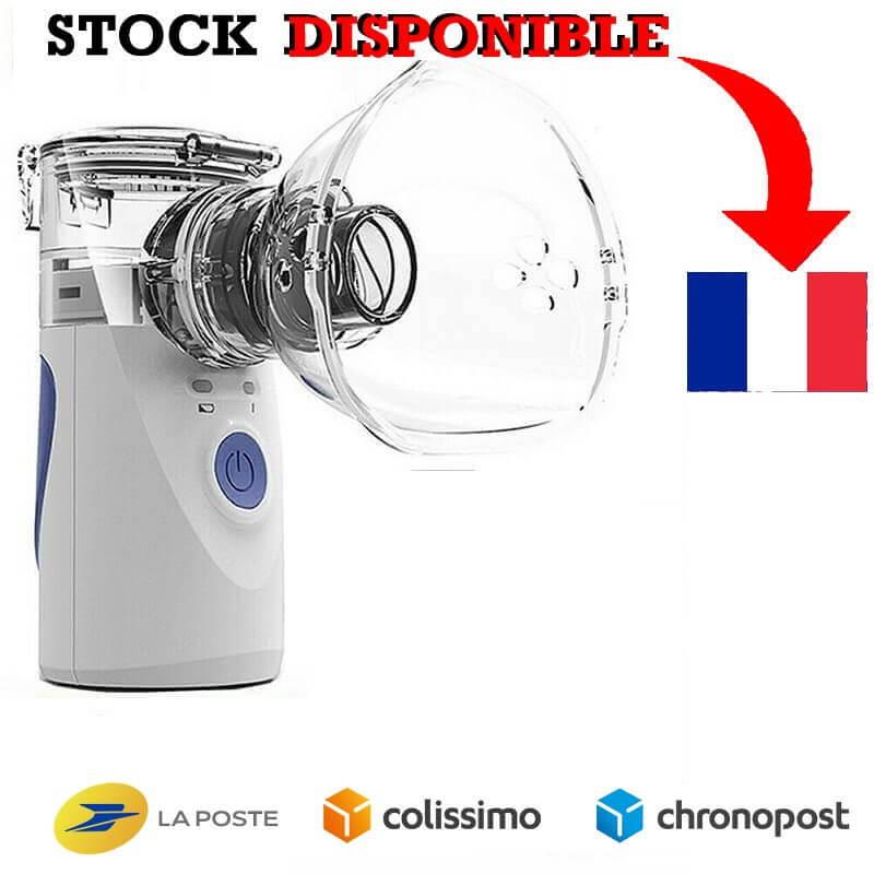 Nébuliseur Portable,  Inhalateur Vapeur, asthme, France