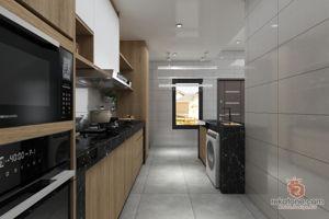spaciz-design-sdn-bhd-scandinavian-malaysia-selangor-dry-kitchen-wet-kitchen-contractor-3d-drawing