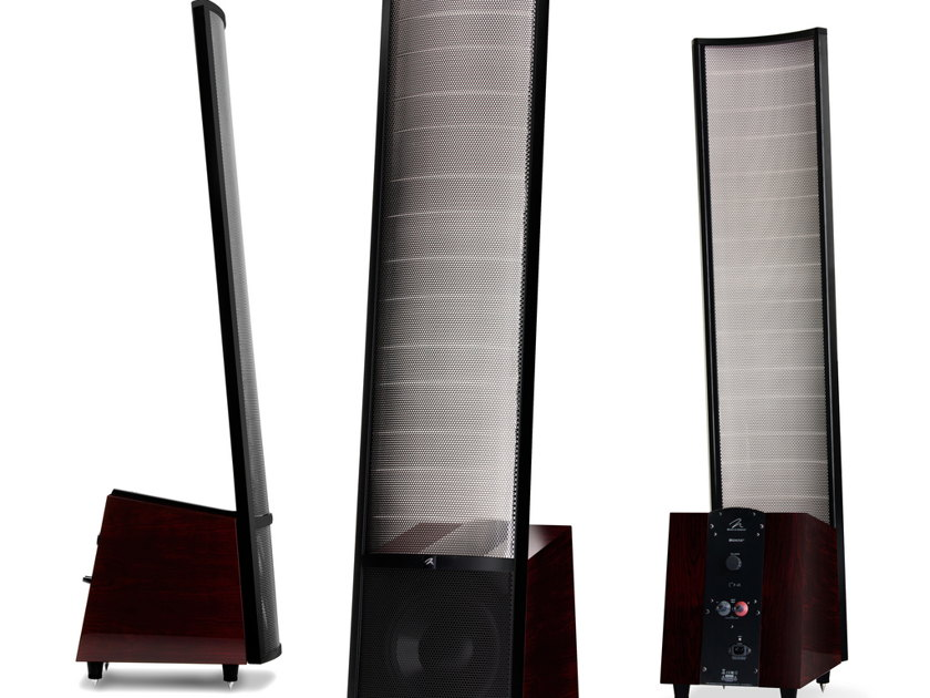 Martin Logan Montis Brand New Sealed Full warranty - black ash