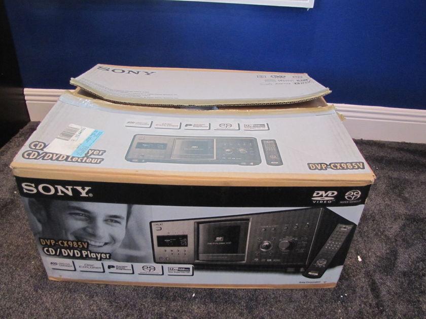 Sony DVP-CX985 V