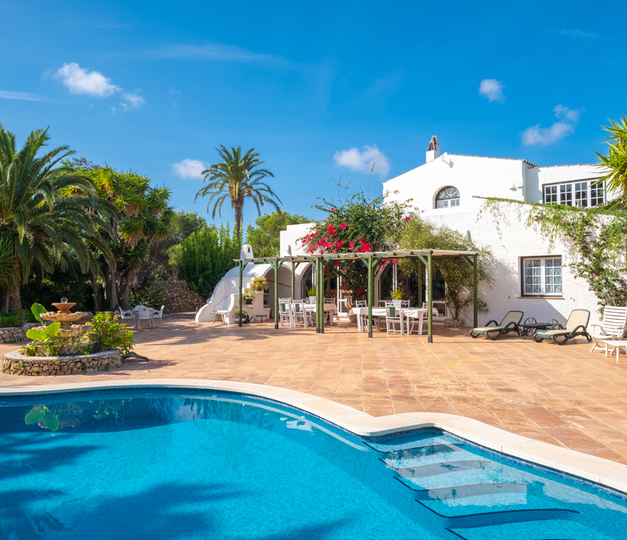 Mahón - Elegant farm house for sale in Menorca
