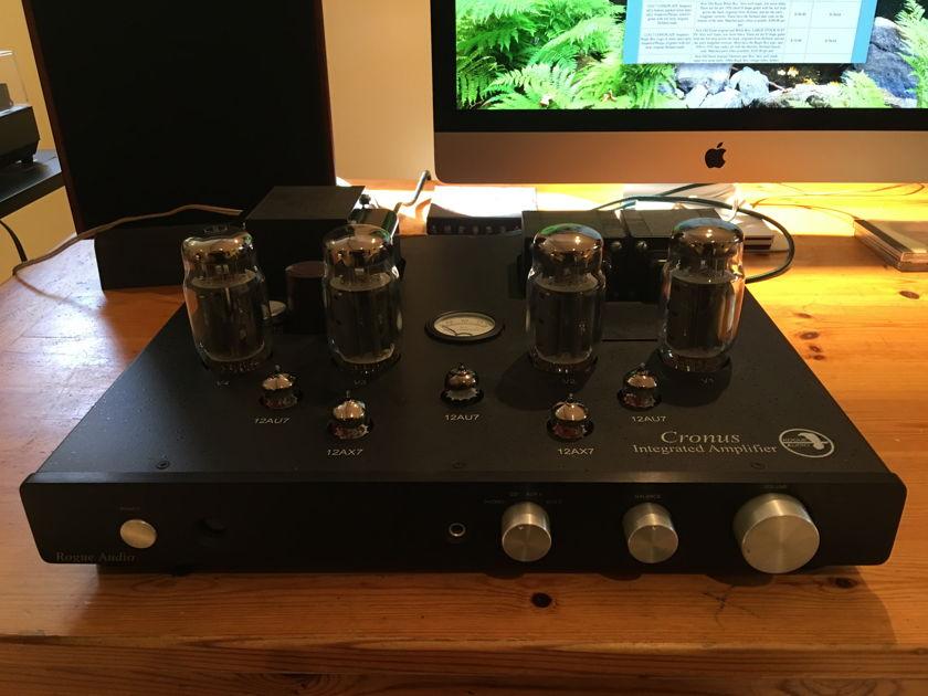 Rogue Audio Cronus Magnum Integrated Tube Amp