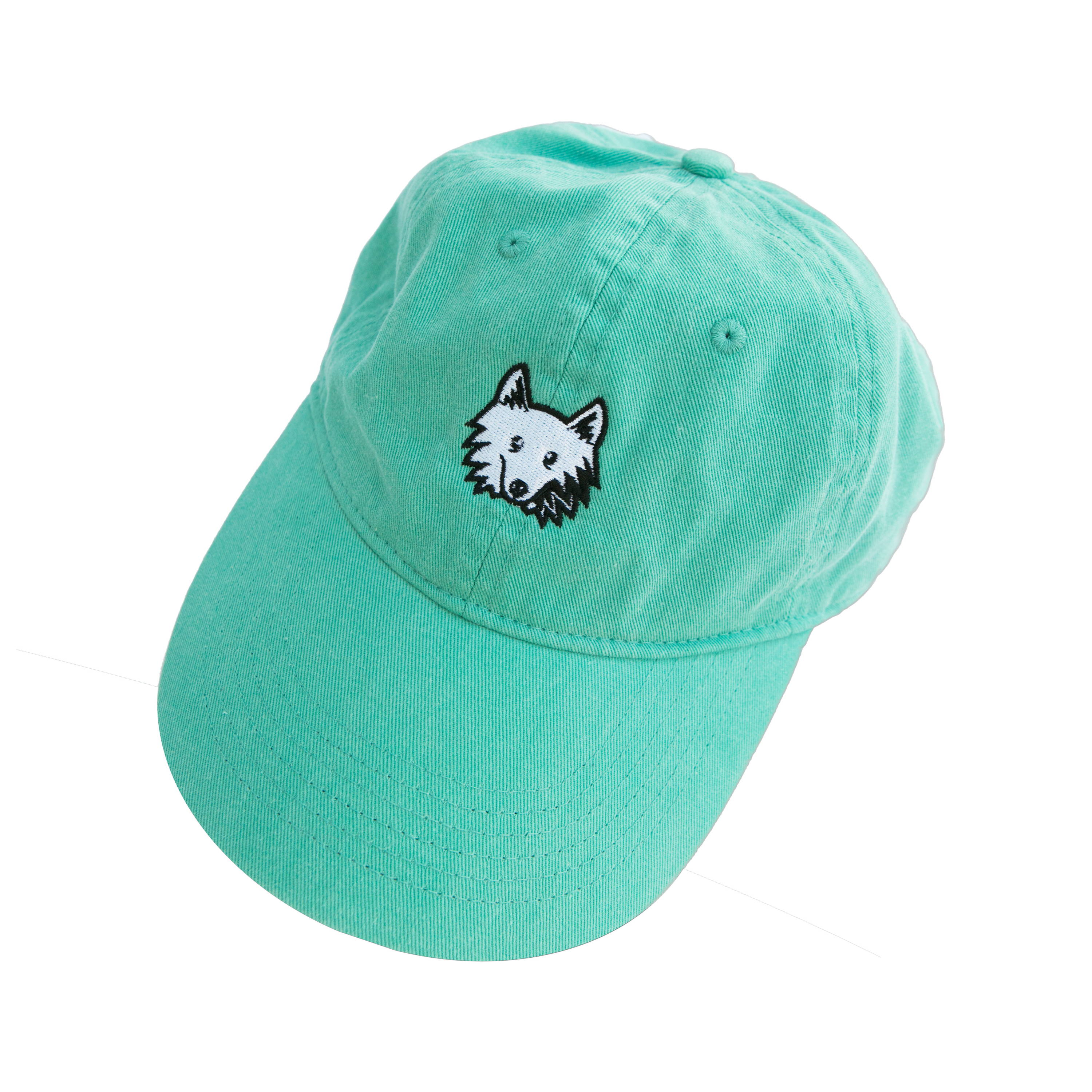 Soft, embroidered classic caps (dad hats)