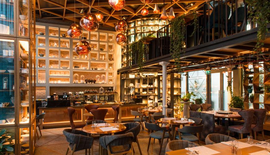 Nomad Urban Eatery image