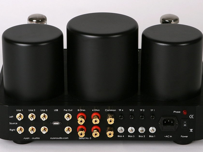 AYON AUDIO ORION I BEST OF SHOW!