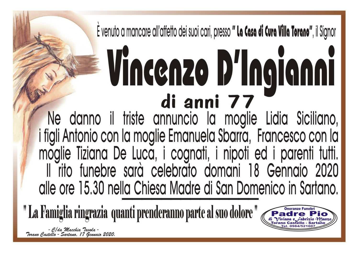 Vincenzo D'Ingianni