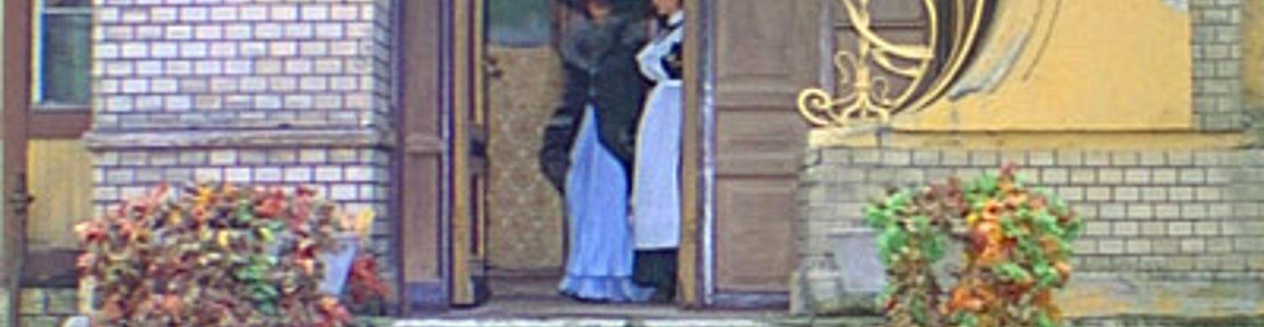 «Где это все снималось?». Шерлок Холмс в Петербурге.