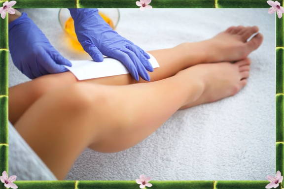Half Leg Waxing in Hot Springs, AR - Thai-Me Spa