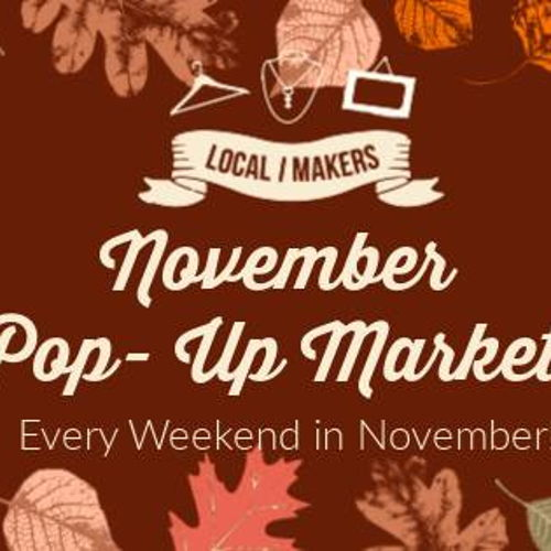 Picture of The Lounge at Westroads is hosting a Pop-Up Market every weekend now through December.