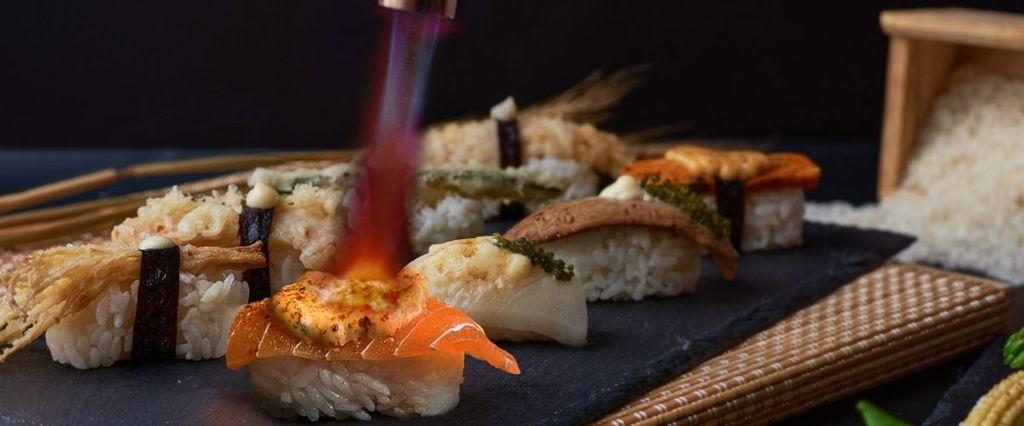 Saute Sushi
