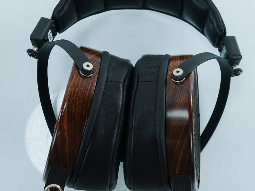 Audeze LCD-2 Headphones; Rosewood; Fazor (9037)