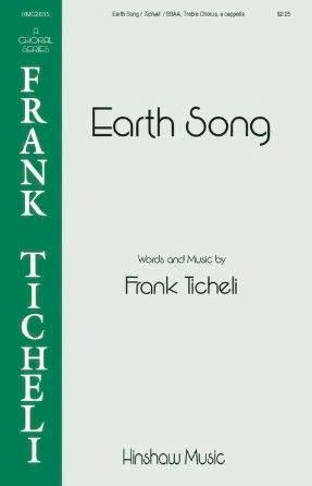 Earth Song SSAA - Frank Ticheli