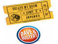 Ultimate Thrill Seeker! Escape My Room and Dave & Buster's