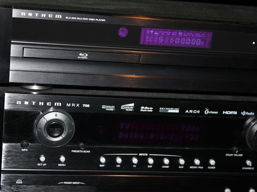 Anthem  MRX-700 Top-Line Reference AV-Receiver