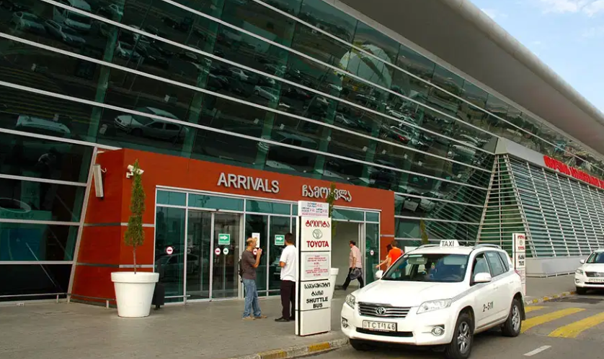 Трансфер: Аэропорт – Тбилиси